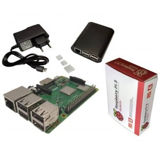 Raspberry Pi 3B+ budget kit