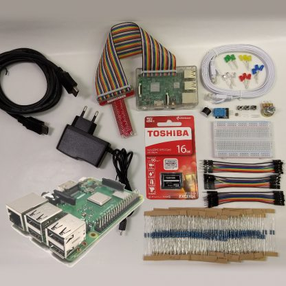 Raspberry Pi 3B+ Ultimate Starter Kit