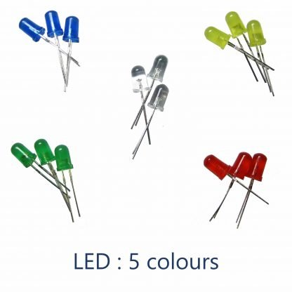 colour LED 5mm
