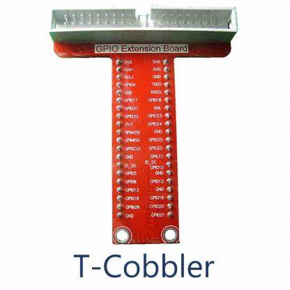 Raspbery Pi T-cobbler
