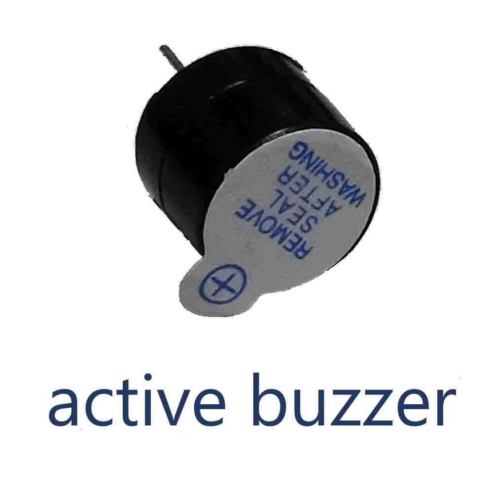 5V active buzzer