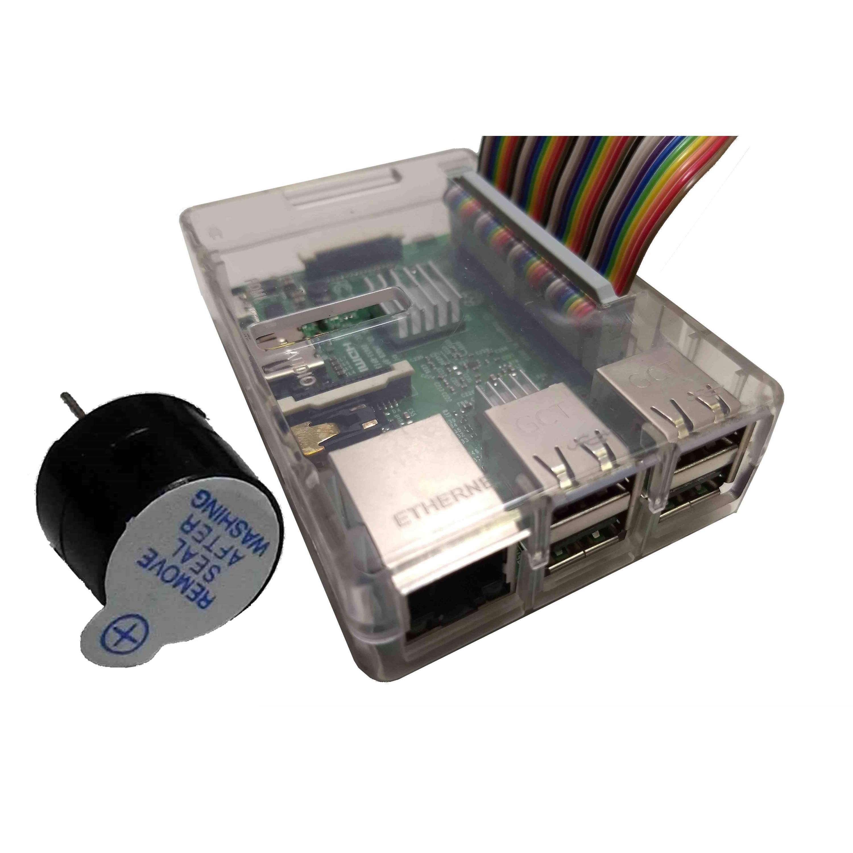 Raspberry Pi buzzer