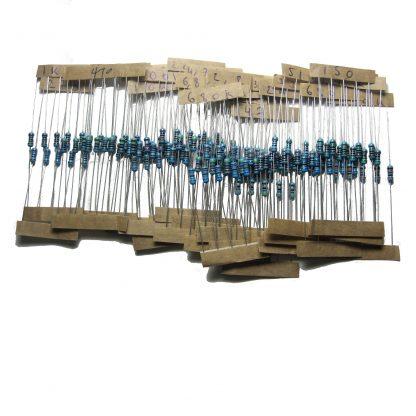 300 resistor set (10 Ohm to 1M Ohm)
