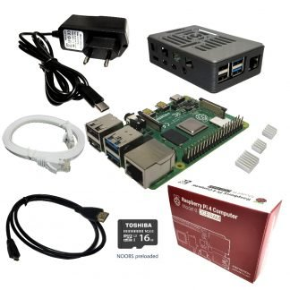 Raspberry Pi 4 B starter kit