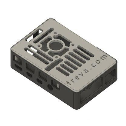 Raspberry Pi 3D case