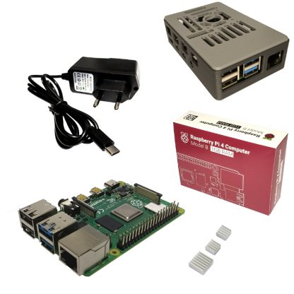 RPI4B 1GB budget kit
