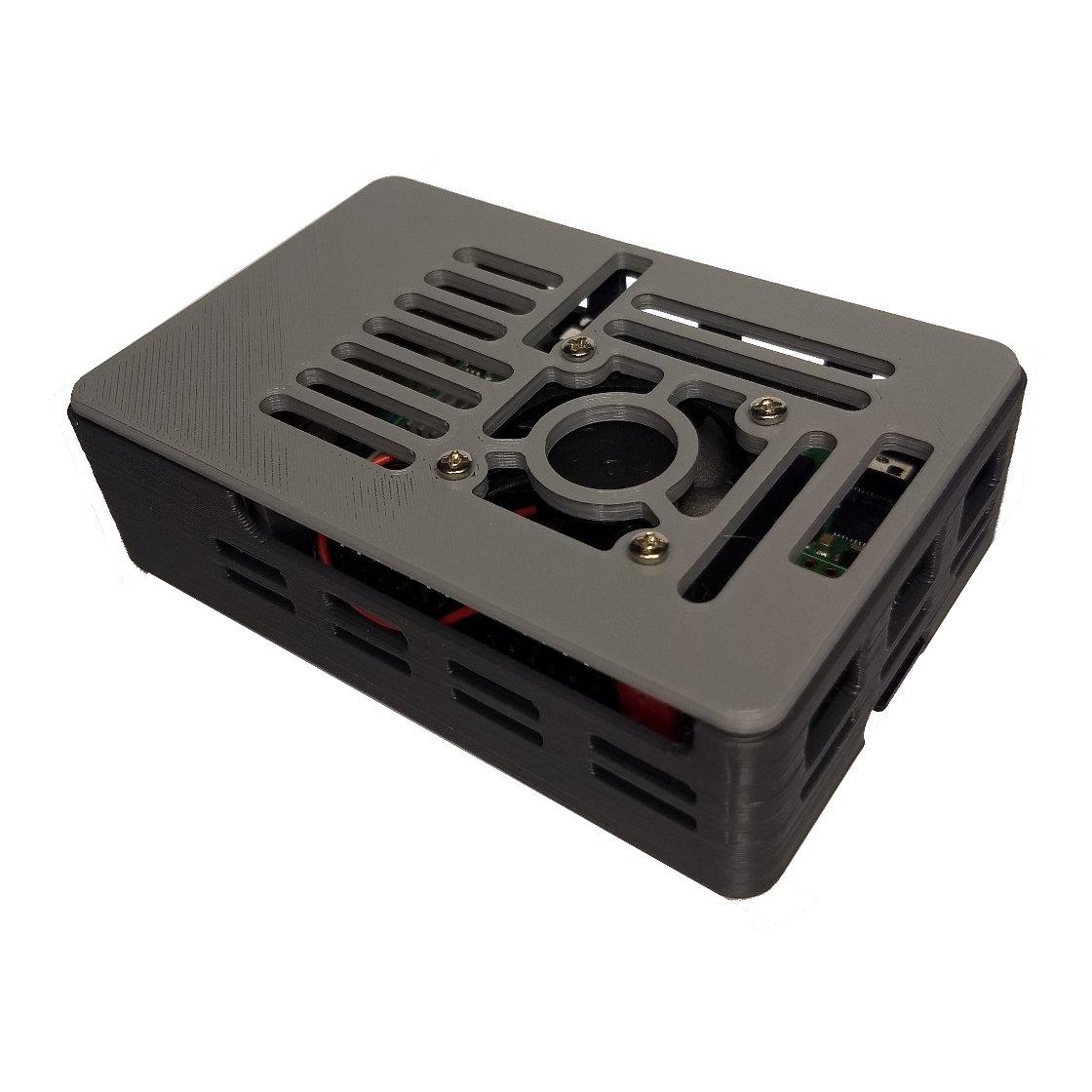 Raspberry Pi 4B case fan