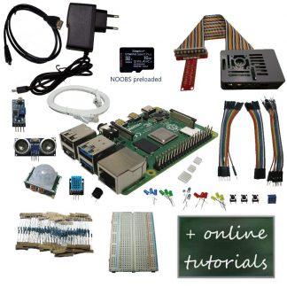 Raspberry Pi 4B Ultimate Starter_Kit