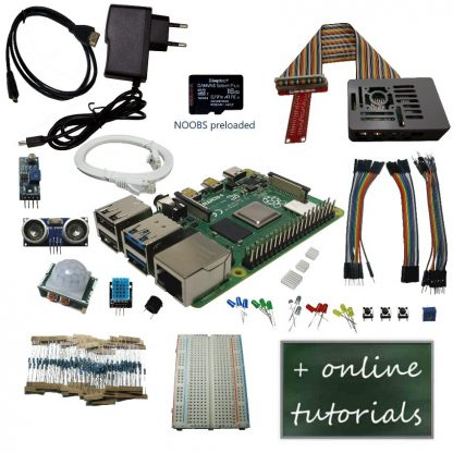Raspberry Pi 4B Ultimate Starter_Kit